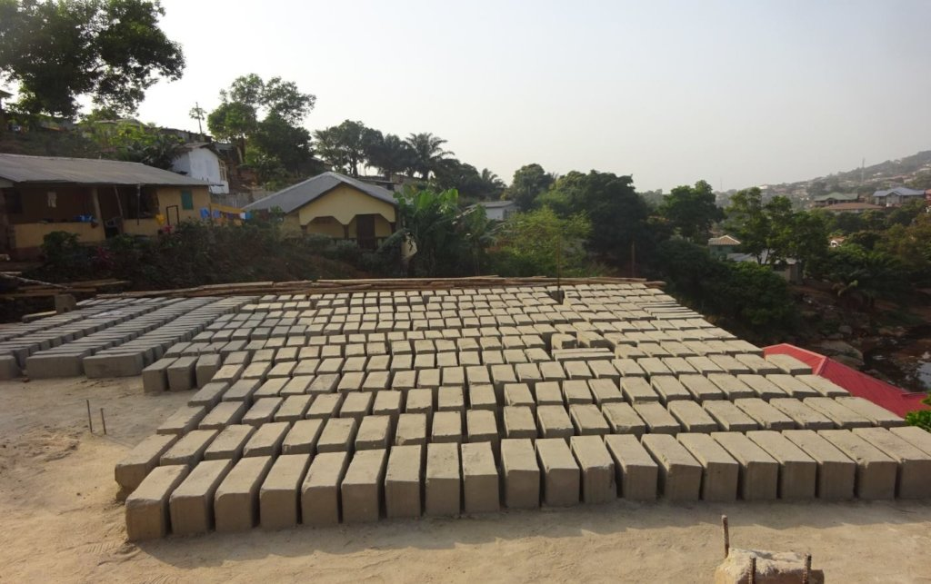Blocks for second level