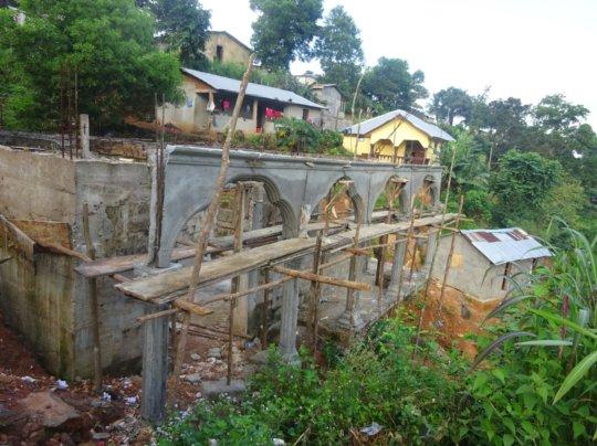 Ebola orphanage