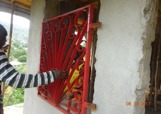 Orphanage Windows