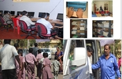 Empowerment of the Visually Challenged - Mysore