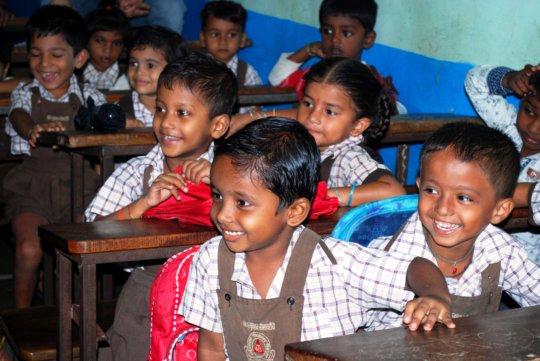 Happy kids make a Happy World!