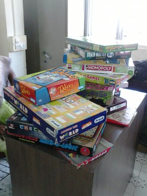 Stacking up games for our Centers