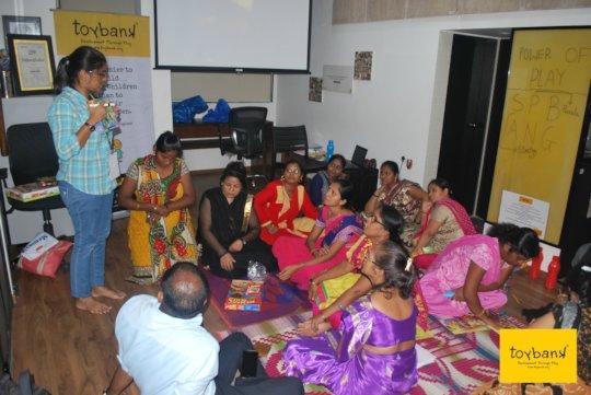 'Power of Play' training for Teachers