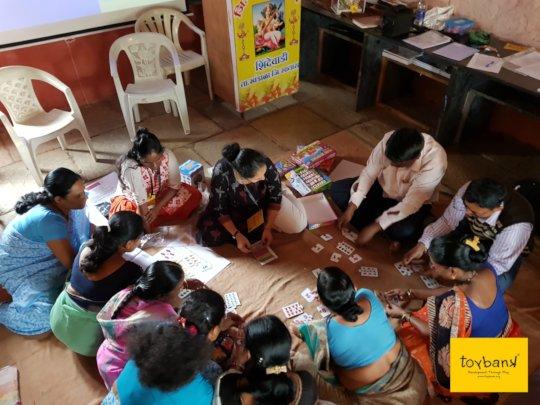 Teachers understanding the Power of Play