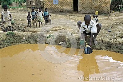 Provide water distillers to 20 House Holds