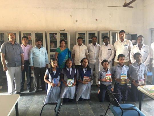 A P Model School, Durgi