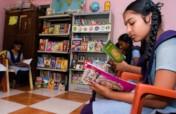 Libraries for Poor Children in India