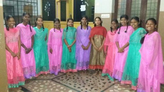 New dresses for Dussehra