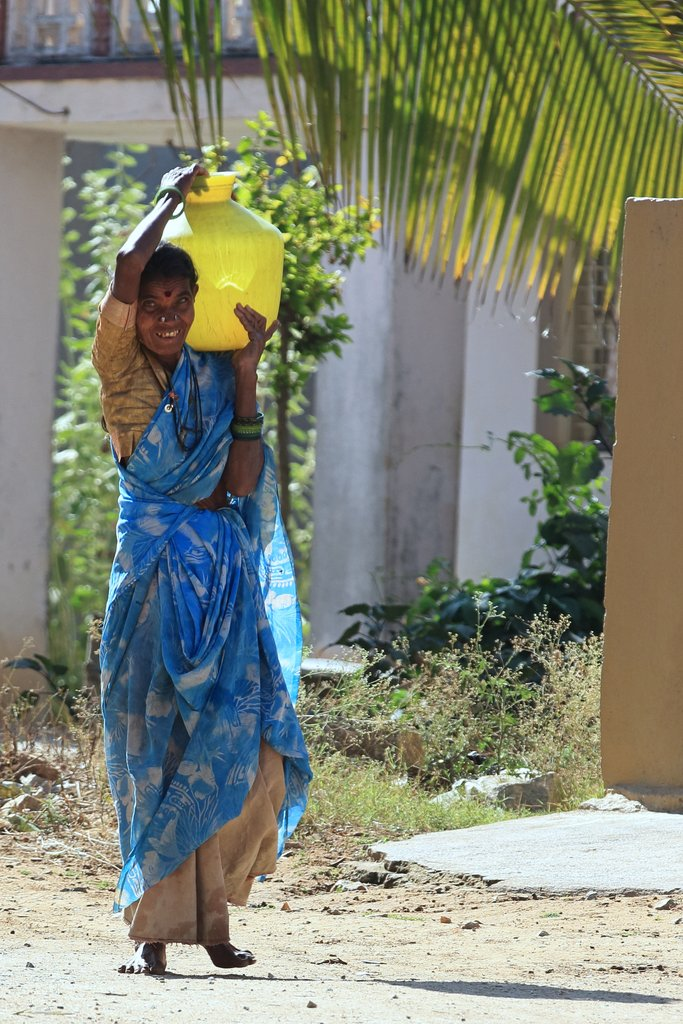 Access to clean water for P.A.C.E women