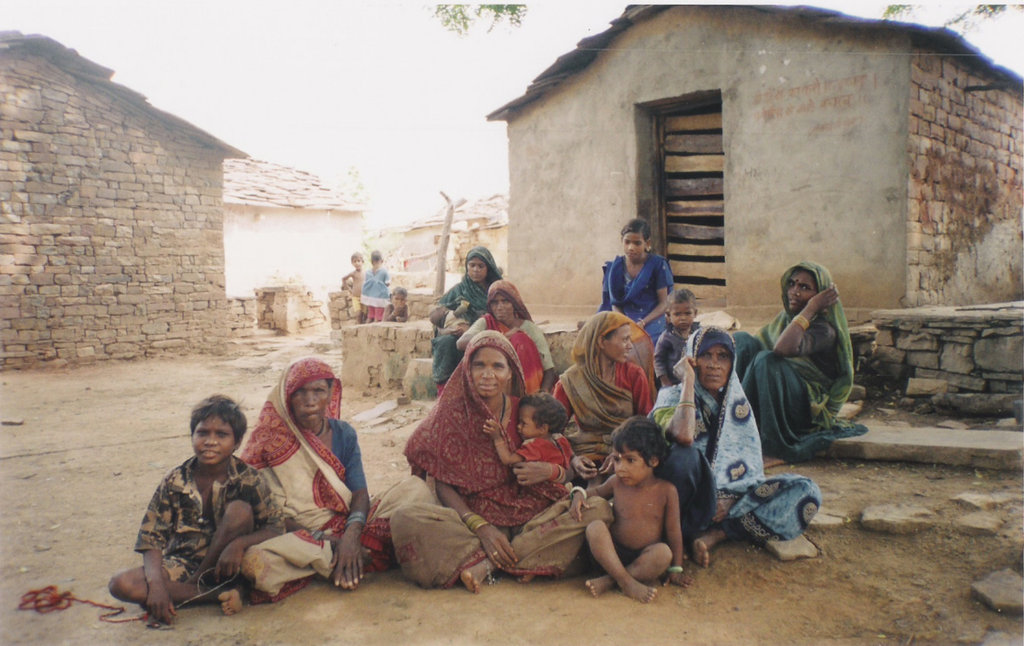 Solar Home Lighting to poor villagers in Rajasthan