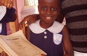 Help Mary go to school for a year (Ghana)