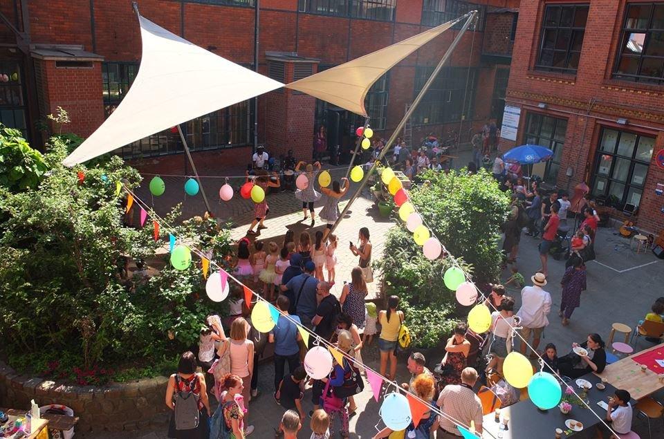 festival for the neighborhood