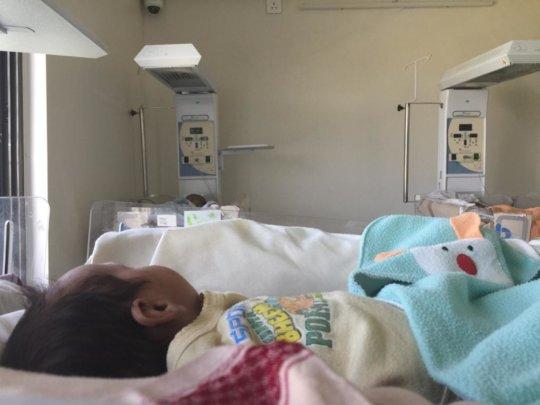 Still locating & rescuing newborn infants