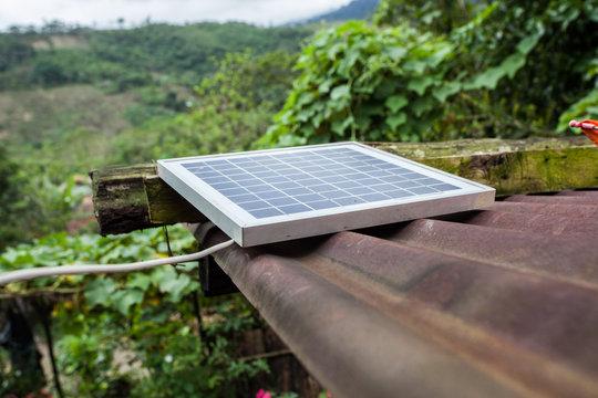 solar energy demonstrations