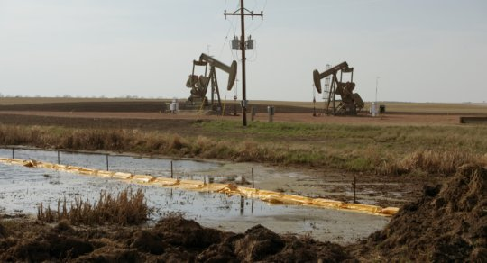 The Environment in Crisis: Big Oil on Native Lands