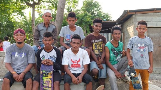 Extreme Sports for Children & Youth in Timor-Leste
