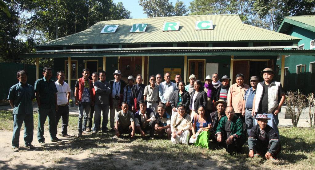 Visit to CWRC