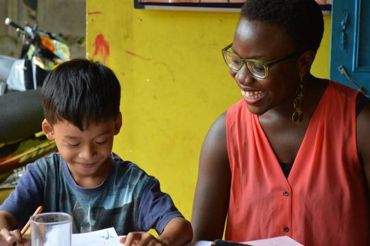 Helping grassroots projects to thrive