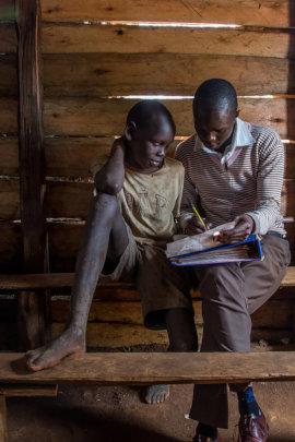 Helping street children to be Street Smart
