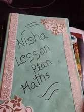 Nisha's Lesson Plan