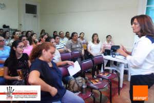 Training nursery teachers on sexual abuse