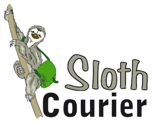 The Sloth courier