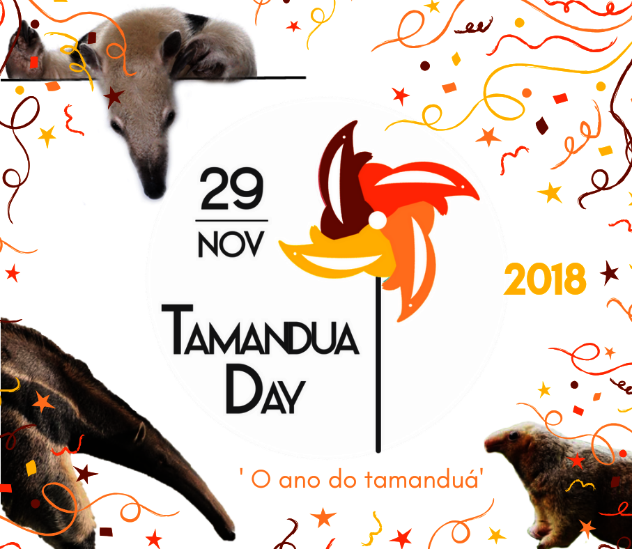 International Anteater Day on the 29th of November