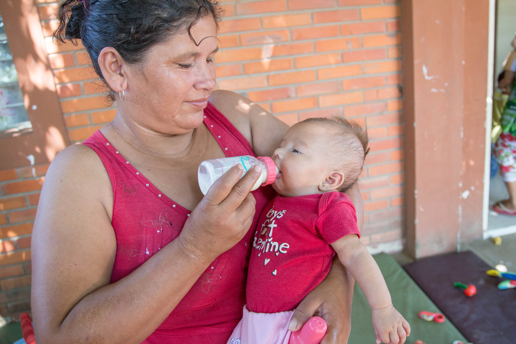 Restore Health to a Malnourished Child in Paraguay