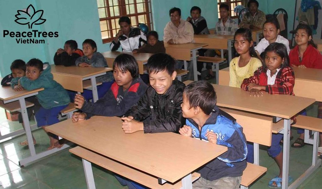 Scholarships for Youth in Central Vietnam