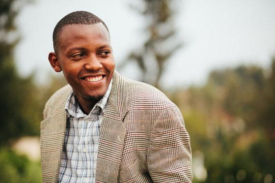 Fredbos, an IT Scholar in Rwanda