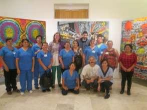Museum's visit