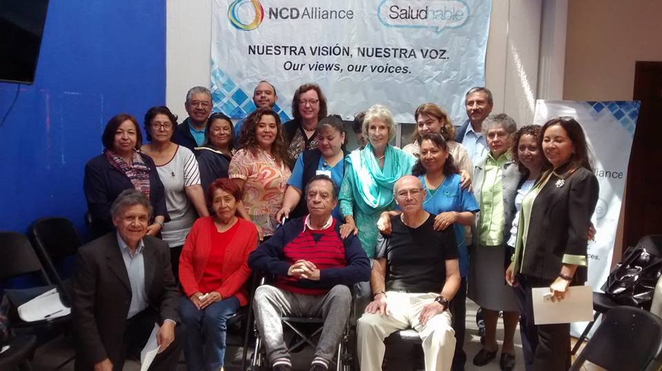 NCD Alliance SaludHable Our views, our voices