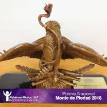 Nacional Monte de Piedad 2018 Price awarded