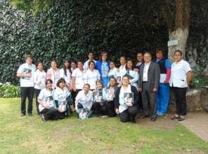 Visit from Hidalgo University