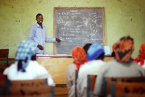 Teacher Training in Ethiopia