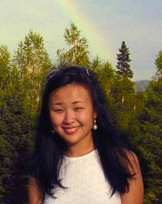 Tolunay Katynova -- the gold at the rainbow