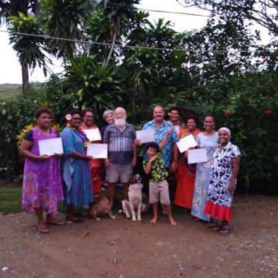 US Embassy funded Livelihoods Workshop
