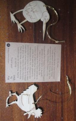 Xave's Animal Ornaments