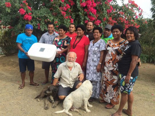 The Moala incubator hatched out hundreds of chicks