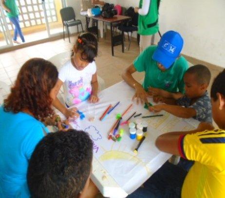 Families imagining a better environment