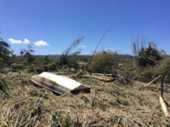 Response to Tropical Cyclone Pam in Vanuatu
