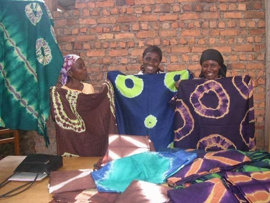 Help Rebuild Women's Lives in DRC