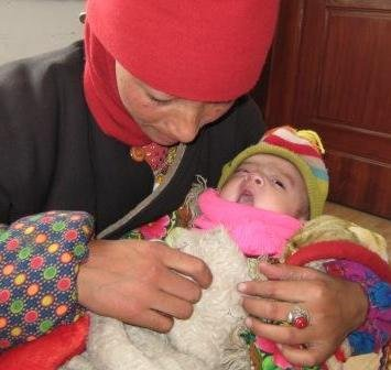 Safe Childbirth in Rural Tibet 2015