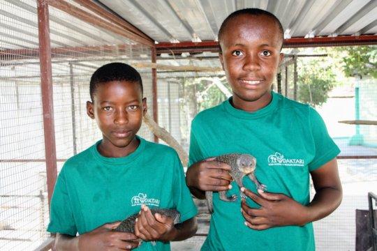 Children & babies mongooses