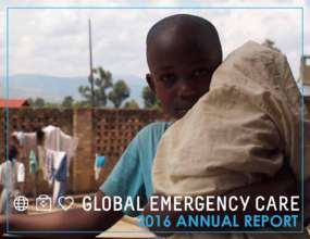2016 Global Emergency Care Annual Report (PDF)