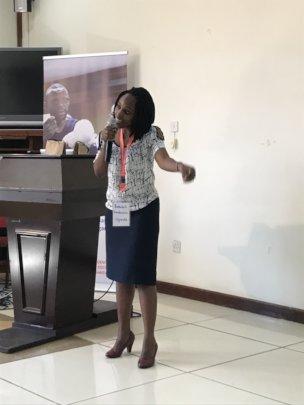 Rashidah Nambaziira on professional collaboration