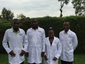 Pearl, Baniga, Benifer & Cleophus- New Senior ECPs