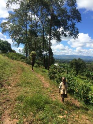 Rural life in Rukungiri