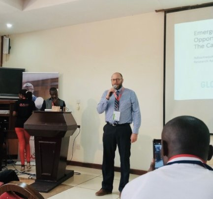 Tom Neill, ED, on Emergency Care Research in LMICs