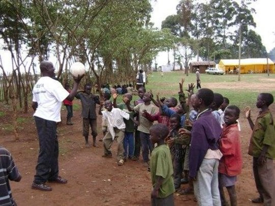 Keeping Hope Alive for 1000 Children and Youth